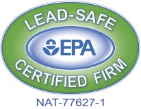 Cutting edge Painters is a Lead-Safe Certified Firm